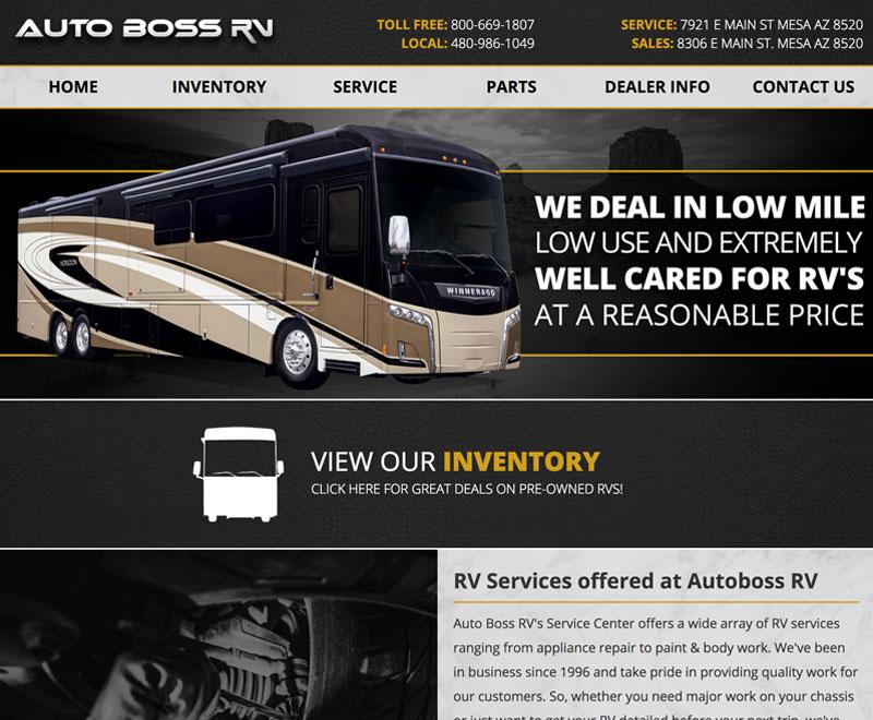Auto Boss RV