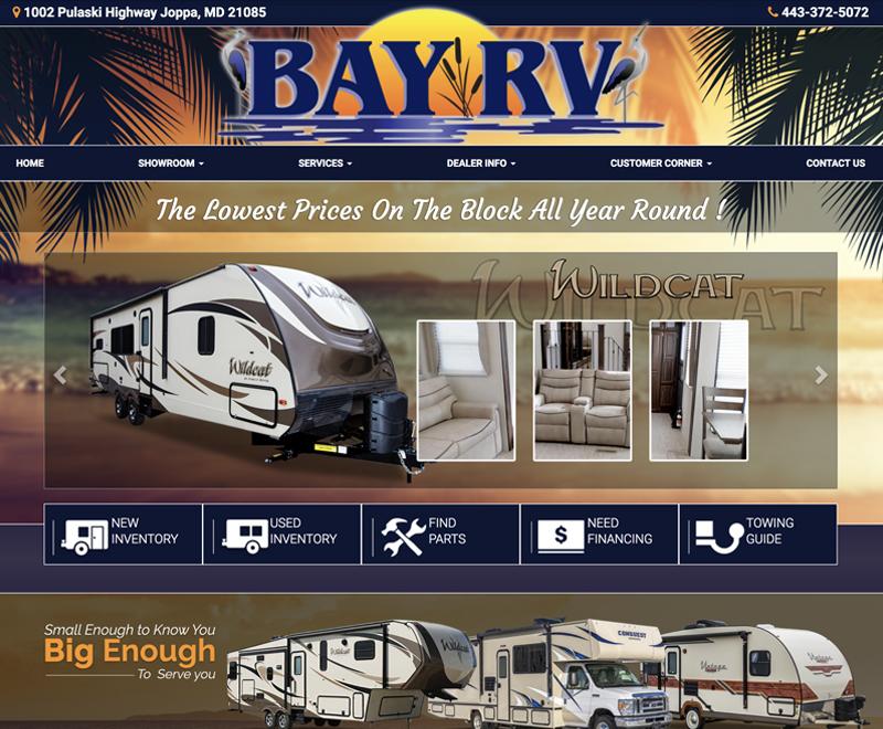 Bay RV Center