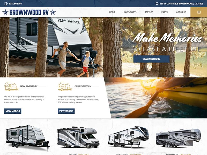 Brownwood RV