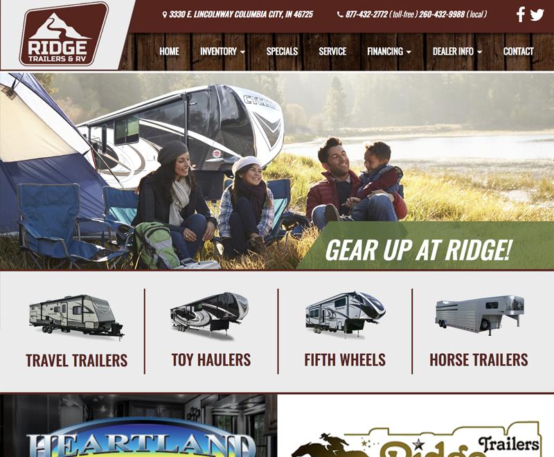 Ridge Trailer and RV